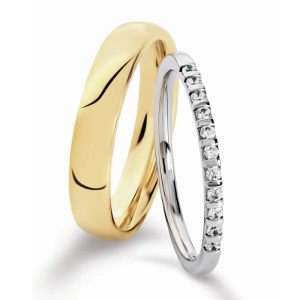 Handmade Ladies Wedding Rings