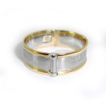 Gents Wedding Ring 3