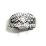 Ladies Eng Ring & Double Wed 1