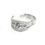 Ladies Eng Ring & Double Wed 2