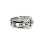 Ladies Eng Ring & Double Wed 5