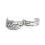 Ladies Eng Ring & Double Wed 7