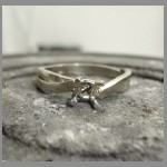 Making an engagement ring