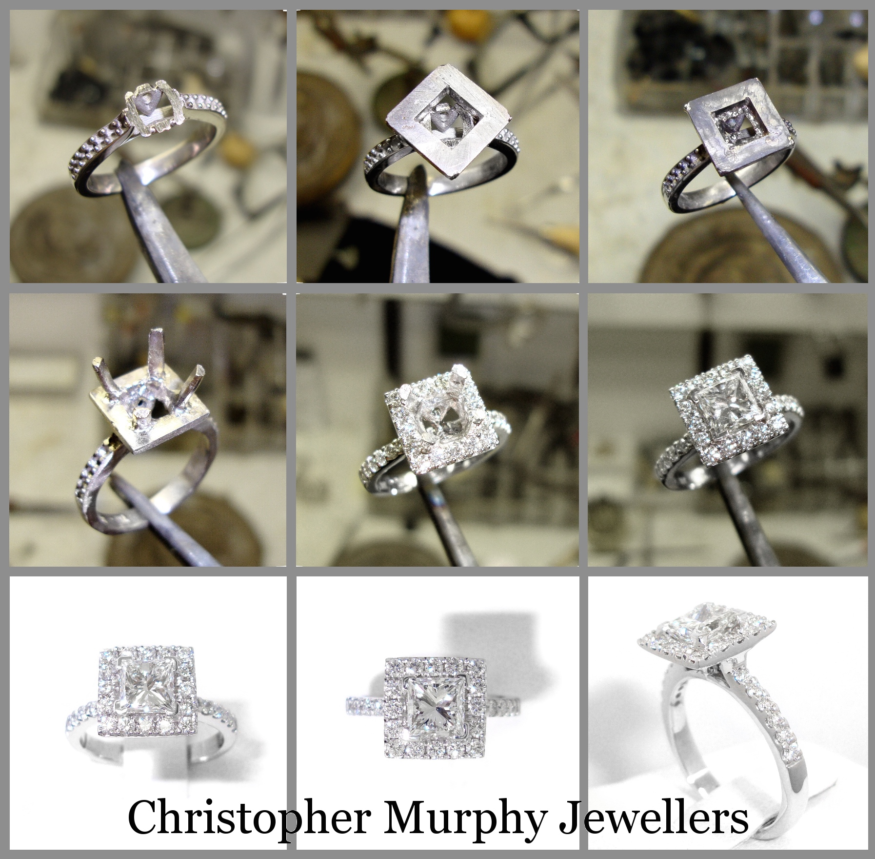 Making A Ring Christopher Murphy Jewellers