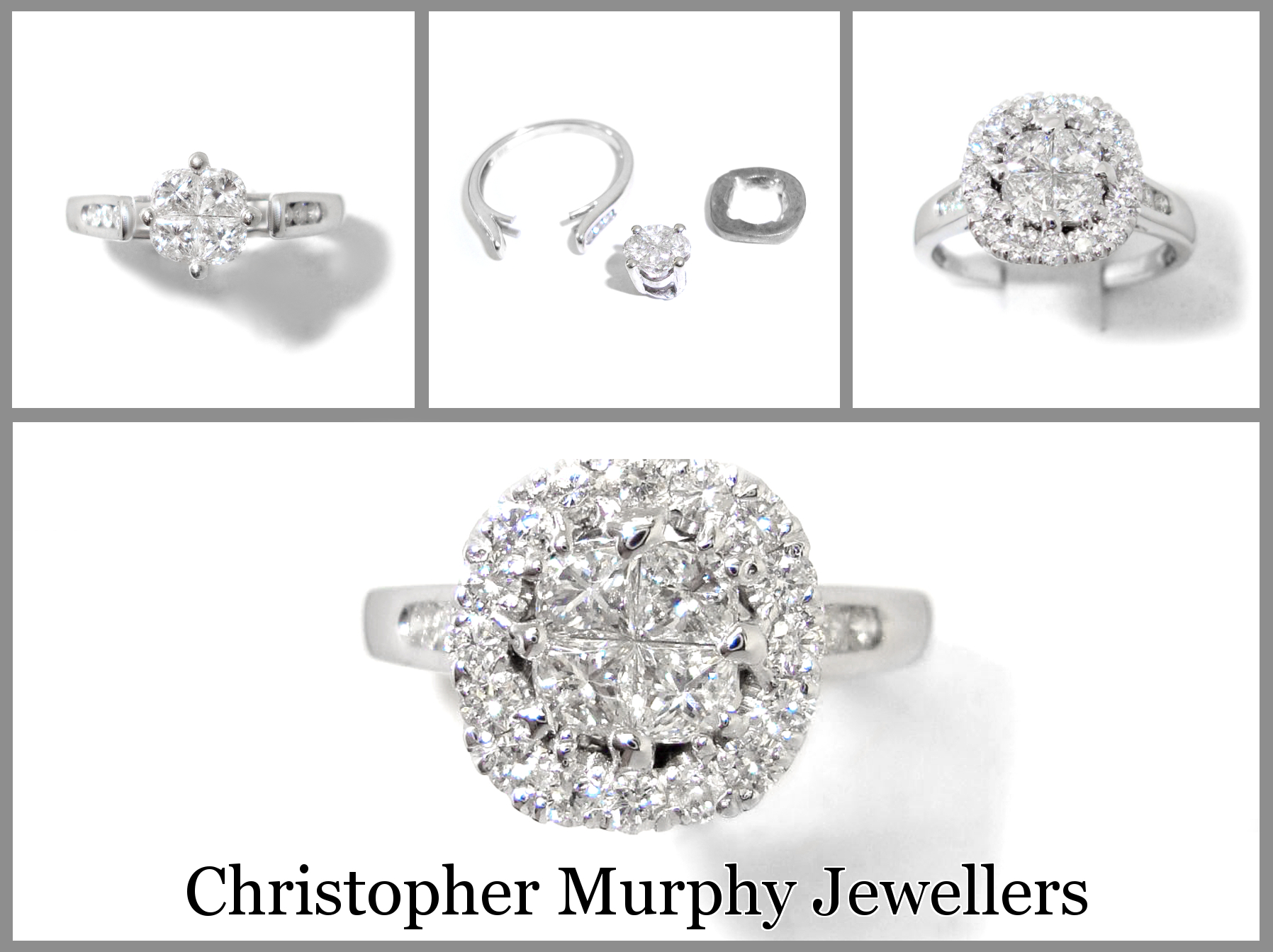 Wow Up Your Ring - Christopher Murphy Jewellers