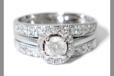 Double Wedding Rings Christopher Murphy Jewellers
